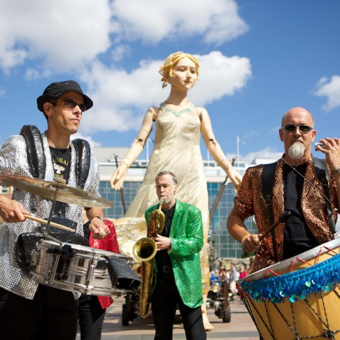 Festival of Imagineers, Coventry City Centre