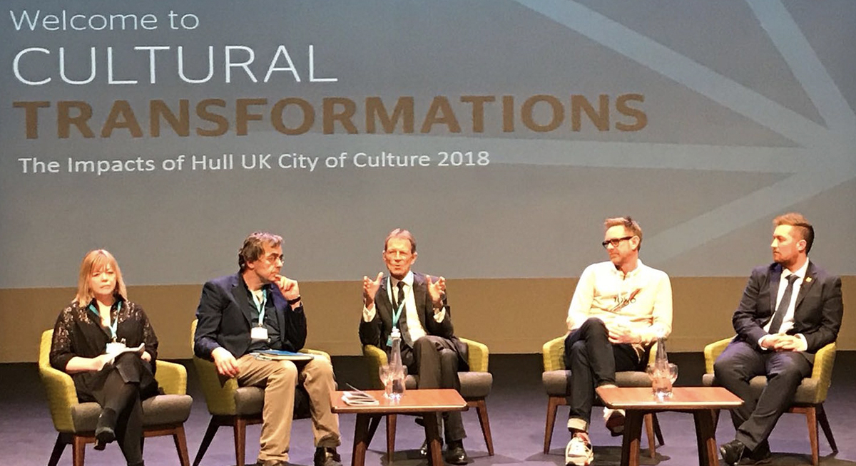 Cultural Transformations conference