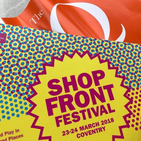Shop Front Festival
